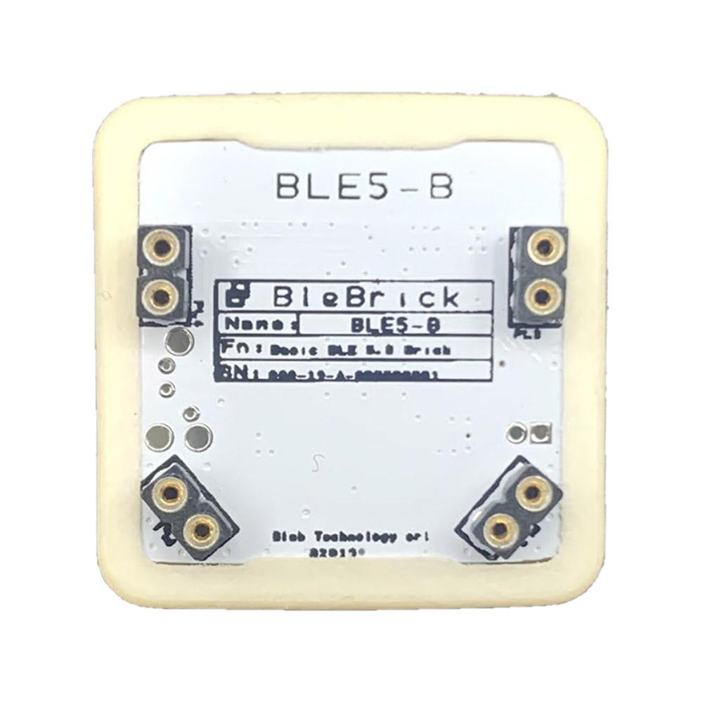 Il BLE5-B è Il Mattoncino Di Base Delegato Alla Gestione Operativa Del Sistema E Delle Comunicazioni Tramite Bluetooth Low Energy BLE 5.0