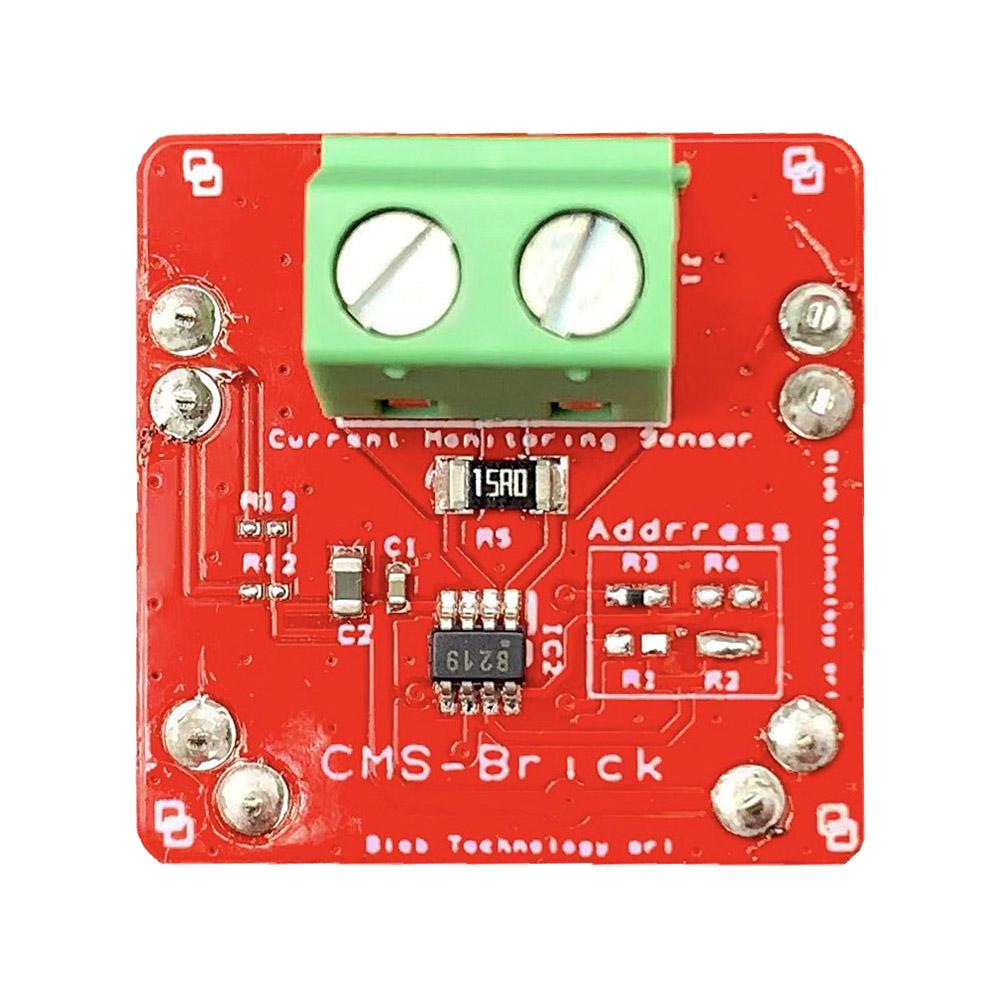 Il Blebrick CMS è Un Sensore Che Misura Correnti E Tensioni Continue Calcolando Anche La Potenza