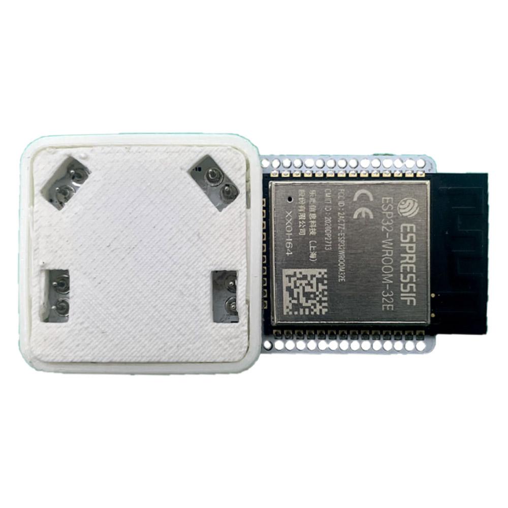 Il Blebrick ESP è Un Mattoncino Di Comunicazione Ed Elaborazione Dati Che Integra Un Modulo ESP32