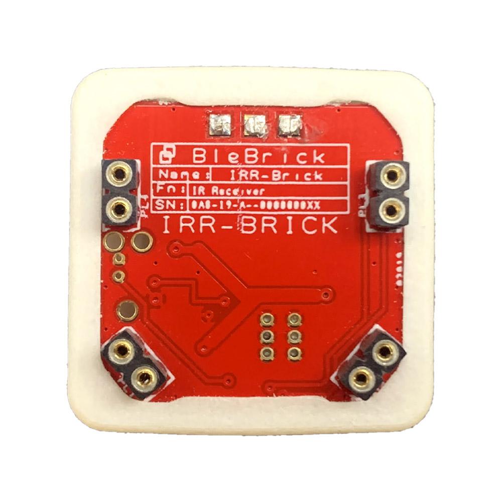 Il Blebrick IRR è un ricevitore infrarossi a 38 kHz