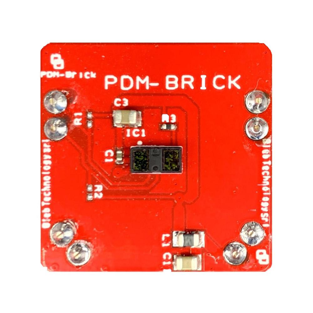 Il Blebrick PDM è Un Sensore Laser Time-of-Flight (ToF) Che Garantisce Accurate E Veloci Rilevazioni Di Frequenza. Permette Di Misurare La Distanza, Rilevare Le Presenze E Monitorare I Flussi