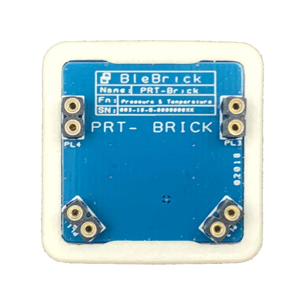 Il Blebrick PRT è un sensore che misura la pressione atmosferica e la temperatura