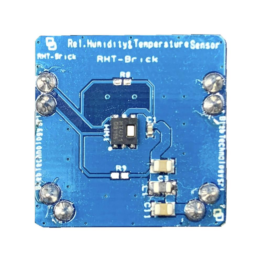 Il Blebrick RHT è un sensore che misura l'umidità relativa e la temperatura.