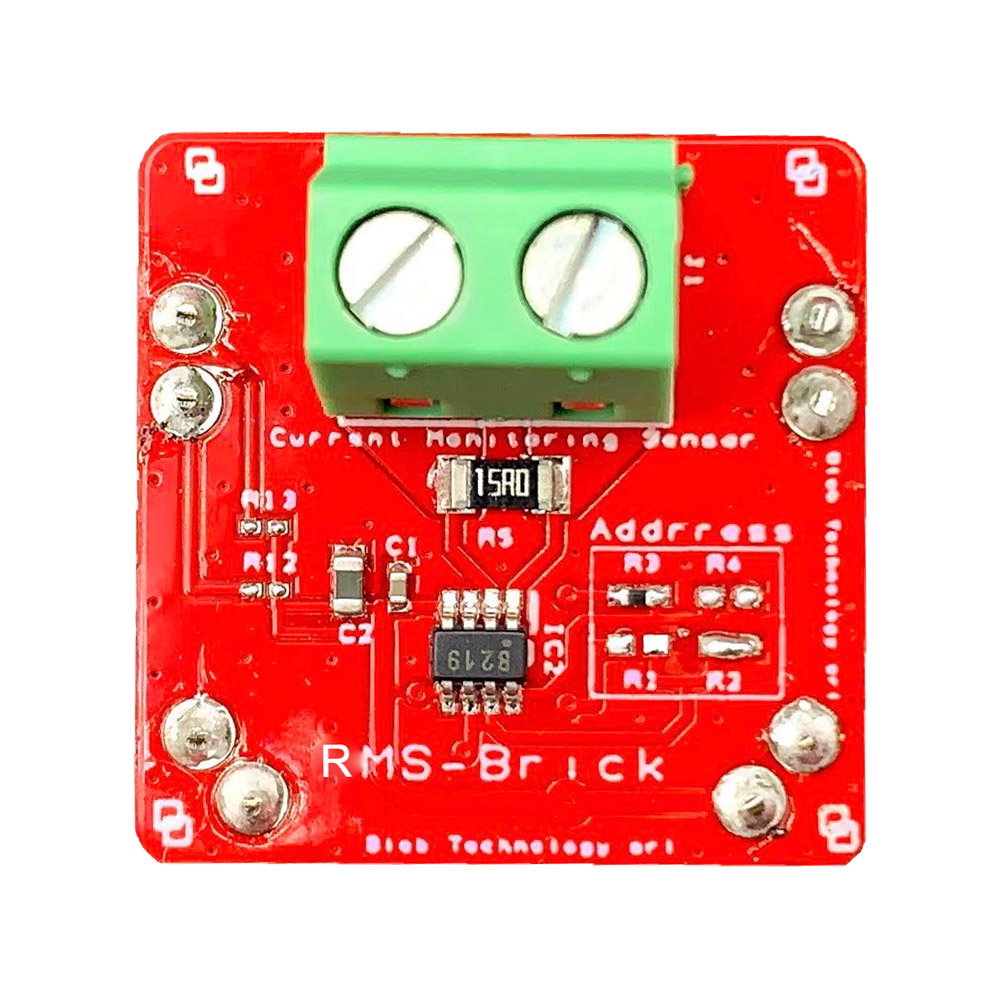 Il Blebrick RMS è Un Sensore Che Misura Il Valore Efficace Di Correnti Alternate
