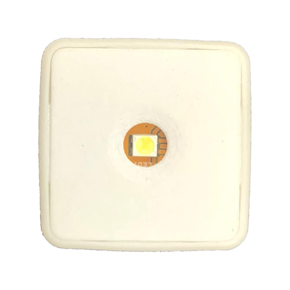 Il Blebrick WPL è Un Attuatore Che Include Un LED Bianco Ad Alta Potenza, In Grado Di Inviare Segnalazioni Visive