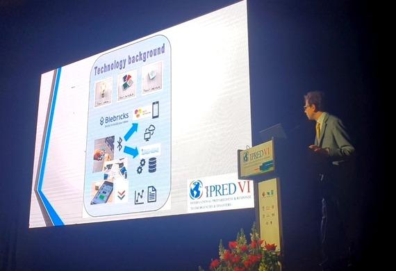 Presentazione Al Congresso Ipred Della Tecnologia Blebricks