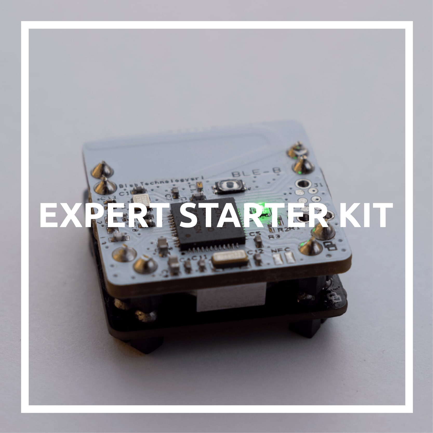 L'Expert Starter Kit include BLE-B e SPS senza housing